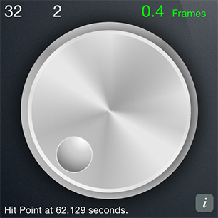 Hit Point for iPhone